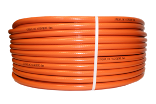 Hose Orange Minibore Reinforced