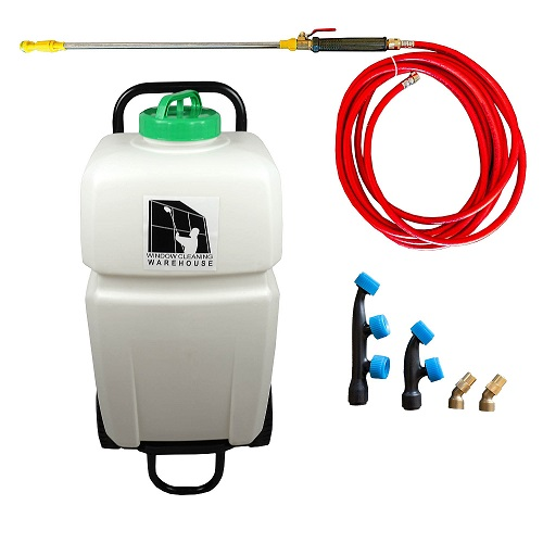 Chemical Sprayer Trolley Complete Kit