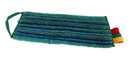 Dragonfly Green and Blue Mircofibre pad