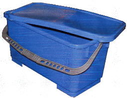 Bucket 24 Litre Blue